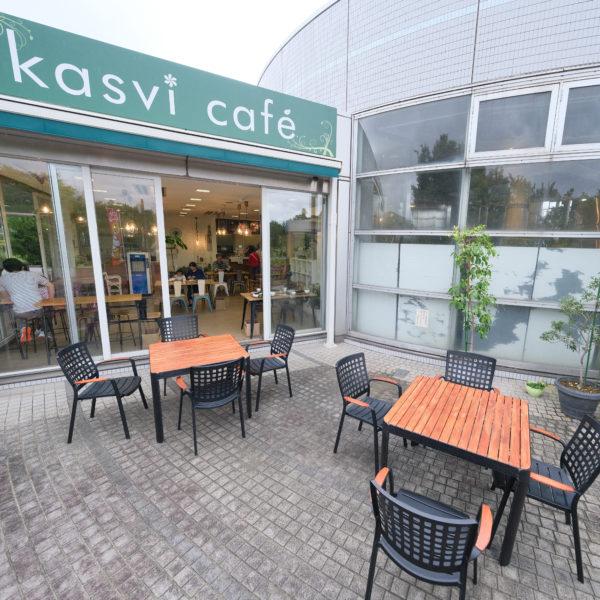 ARCHE!設置店探訪記〈kasvi cafe カスヴィカフェ〉